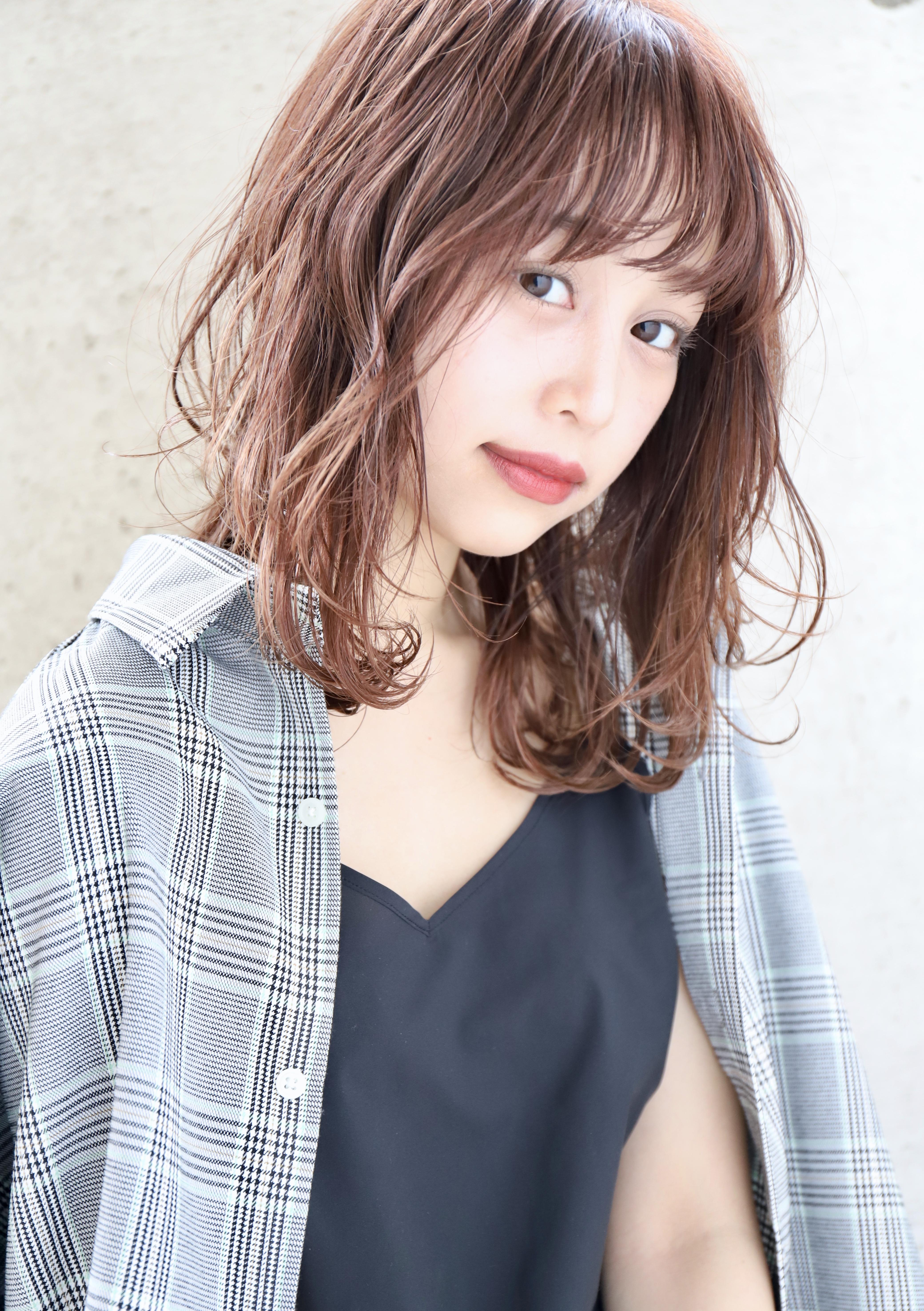 【SeeK NEXT島貫】ハイピンク×くびれミディ